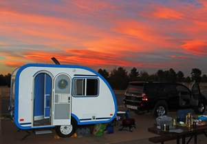 2008 Icamp Elite 14 Ft Travel Trailer 2008 Icamp Elite